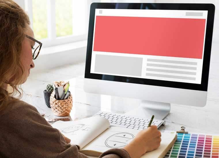Constructie Site web de prezentare - busoho.ro